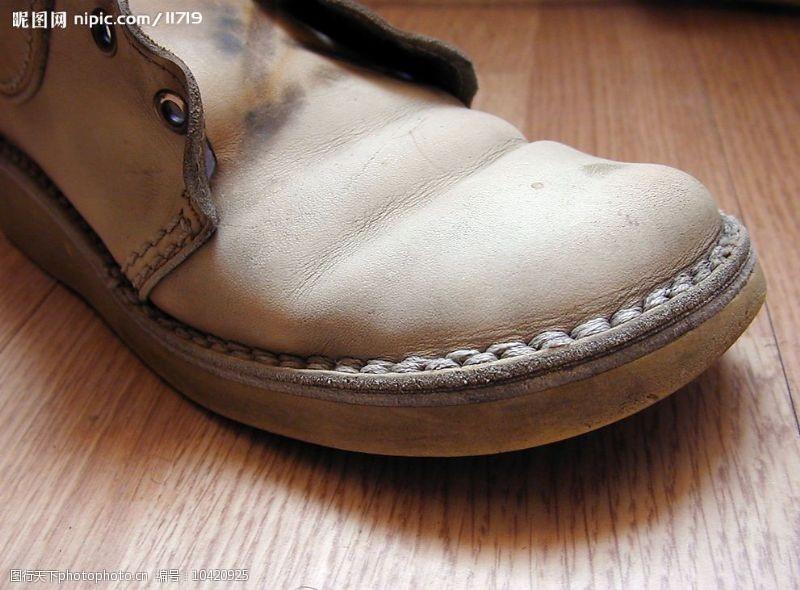 大皮鞋图片