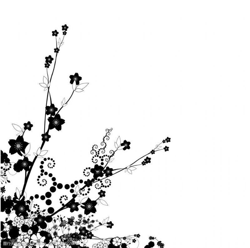 植物花边09图片