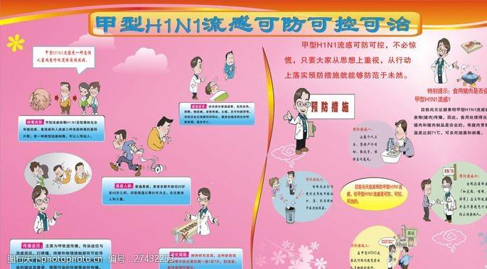 预防猪流感