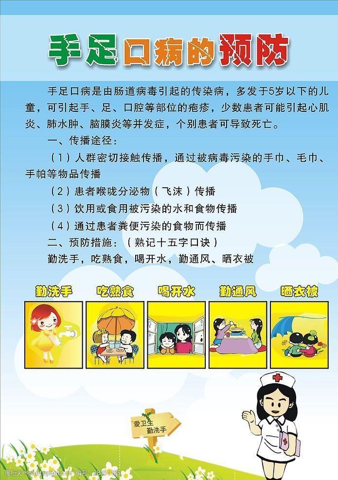 猪流感及预防知识展板
