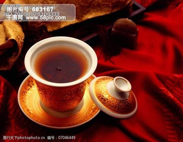 茶道免费下载茶道茶具盖碗茶