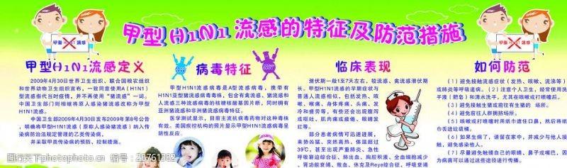 猪流感甲型H1N1流感特征及防范措施