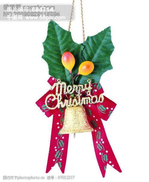 圣诞节饰物圣诞铃铛